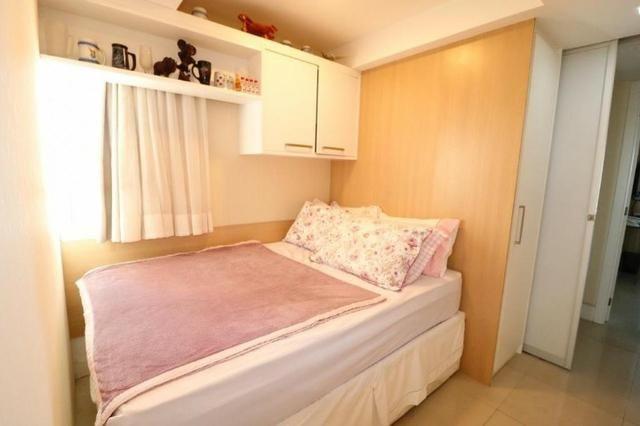 Apartamento mobiliado no Solar Alta Vista 4 suítes - Foto 14