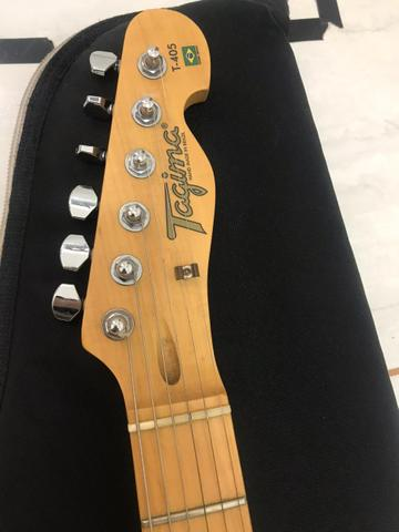 Guitarra Tagima T 405 Antique + brinde capa Gibsun - Foto 6