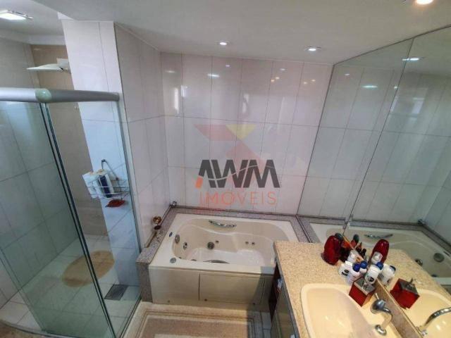 Apartamento com 4 suítes à venda, 170 m² por R$ 960.000 - Setor Bueno - Goiânia/GO - Foto 7