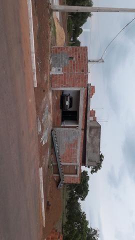 Ágil de uma lote com casa em luzimangues - Foto 9