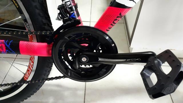 Bicicleta Vikingx tuff freio a disco - Foto 2