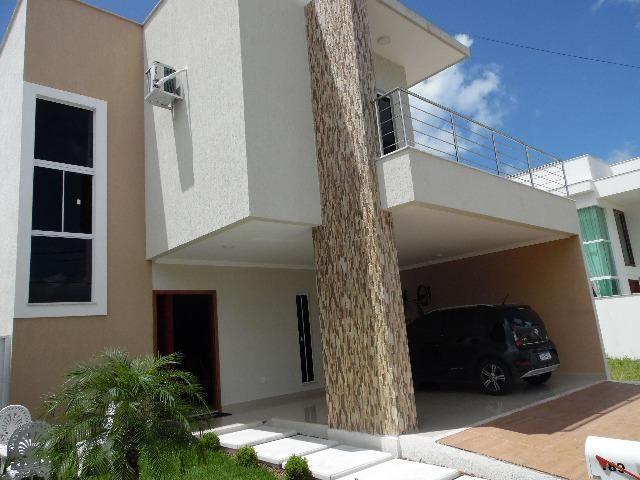 Casa duplex - 168m² - 3/4 sendo 1 suíte e duas semi suítes ? 4 vagas -SN
