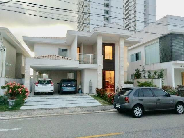 Casa Cond. Ponta Negra Boulevard - 4/4 - 300m² - Ponta Negra - Foto 2