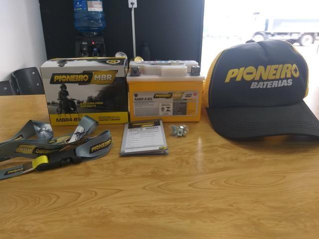 Bateria Pioneiro 4 Âmperes