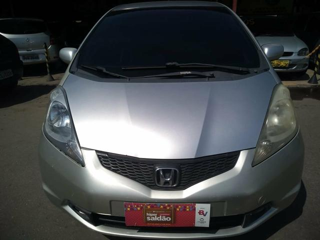 Honda Fit 1.4 LX 2011 Completo + Gnv Ent: R$ 5.000,00 + 48x 750,00