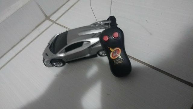 Carro de controle remoto - Foto 3