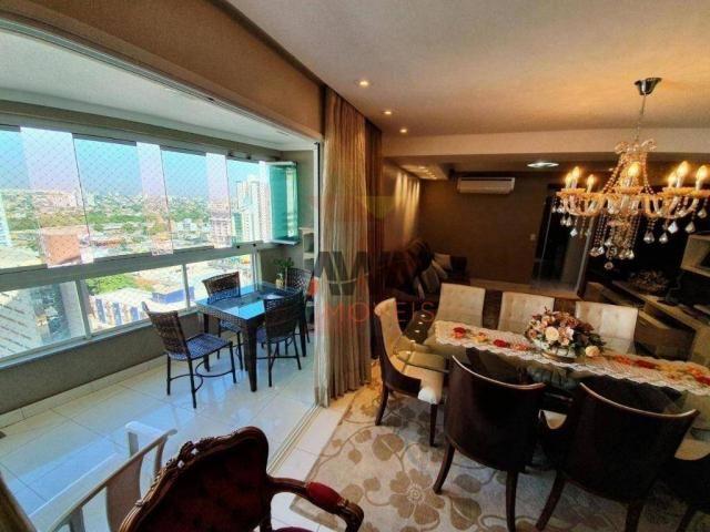 Apartamento com 4 suítes à venda, 170 m² por R$ 960.000 - Setor Bueno - Goiânia/GO - Foto 4