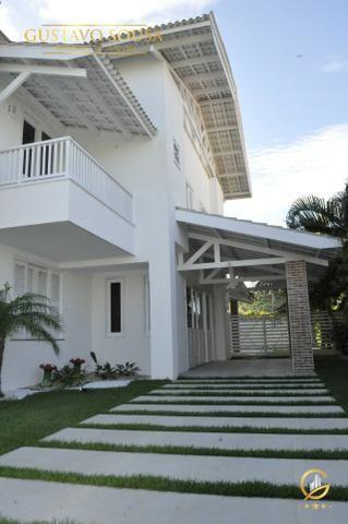 Espetacular Casa no Alphaville Fortaleza com piscina privativa - Foto 3