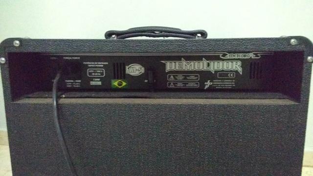 Amplificador NOVO Meteoro 50w - Foto 2