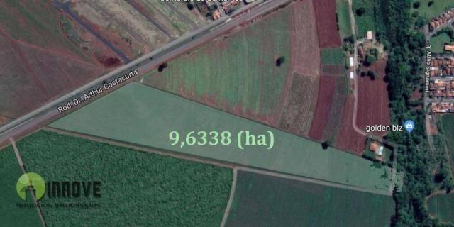 Área à venda, 96338 m² por r$ 2.500.000 - vicinal artur costacurta - jardinópolis/sp - Foto 3