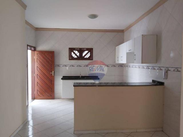 Casa com 2 dormitórios para alugar, 93 m² por r$ 800/mês - betolândia - juazeiro do norte/ - Foto 3