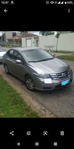 Honda city sedan 1.5 16 v 4p 2013