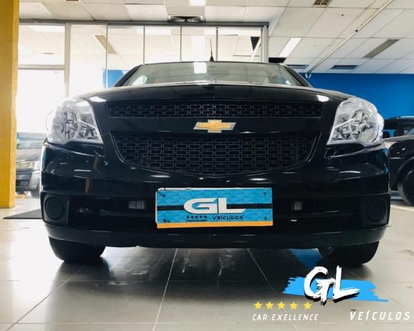 CHEVROLET AGILE 2010/2010 1.4 MPFI LT 8V FLEX 4P MANUAL - Foto 9