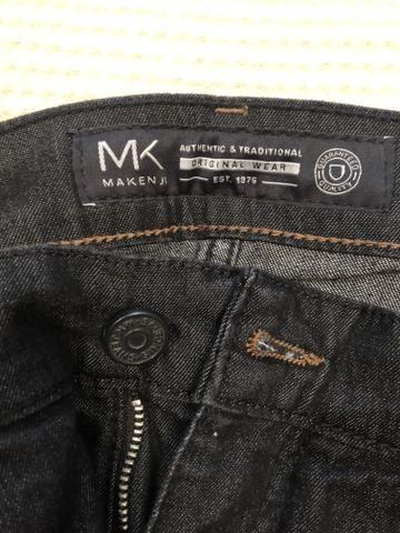 Calça jeans Makenji tamanho 46 - Foto 4