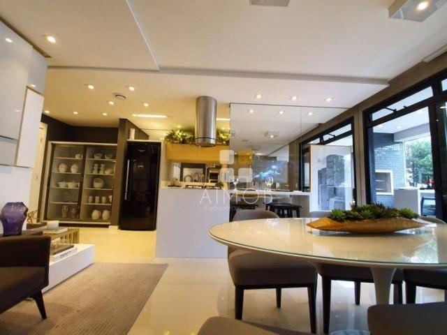 ECOVILLE - Lindo apartamento de 2 dormitórios 1 suíte no condomínio MADRI - Foto 7
