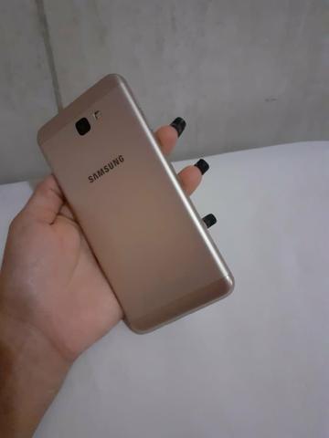 VENDE-SE Celular Samsung J5 Prime Semi Novo - Foto 2