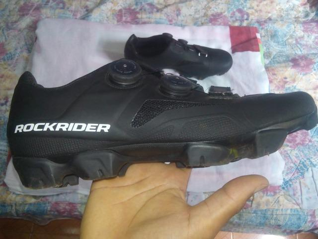 Sapatilhas para MTB - Rockrider XC 500/Tam. 44 BR
