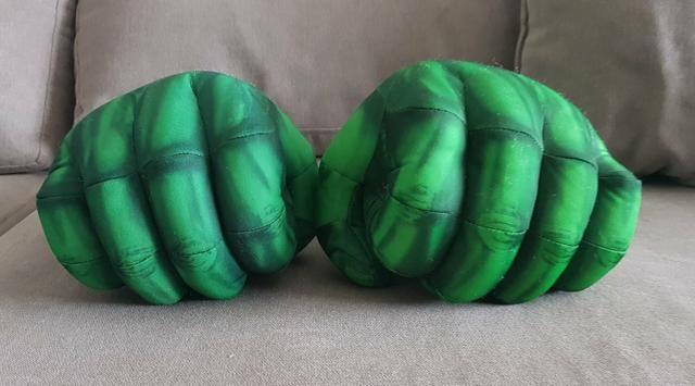 Luvas do Hulk - Foto 4