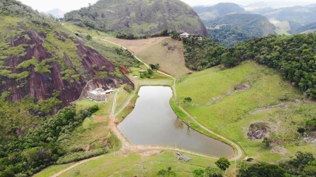 Área de 20 mil m², Escriturada, na Linda Fazenda Serra da Risca. Valores variáveis conform - Foto 8