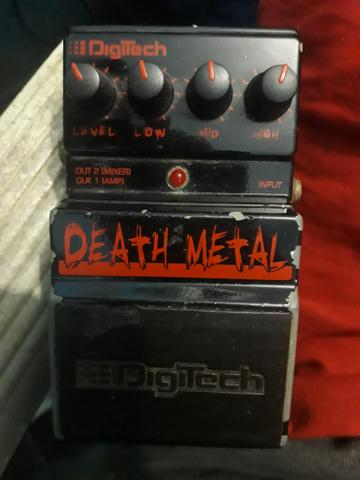 Pedal death metal digitech