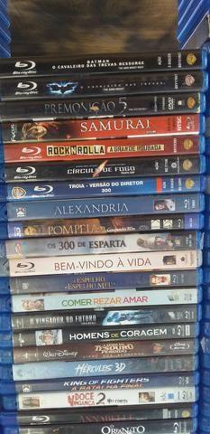 Blu-ray vários títulos - Foto 4