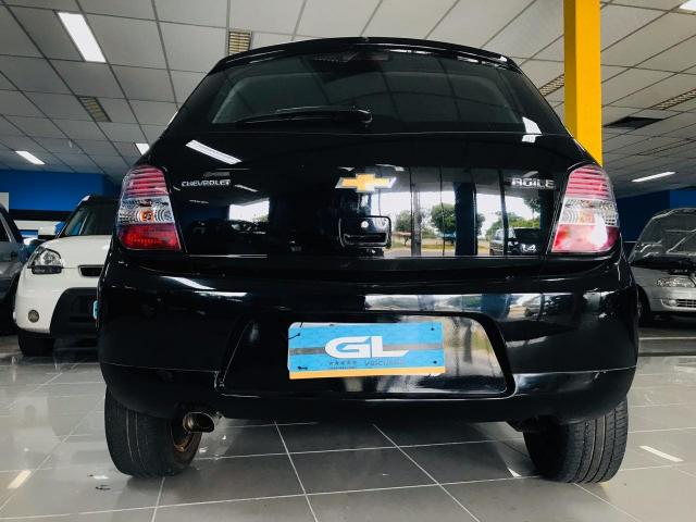 CHEVROLET AGILE 2010/2010 1.4 MPFI LT 8V FLEX 4P MANUAL - Foto 4