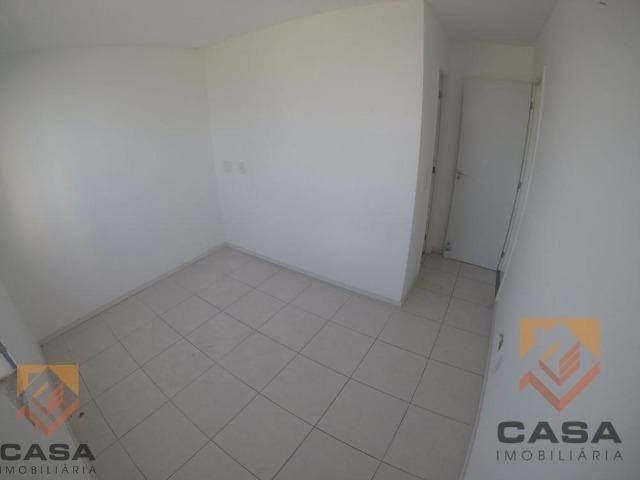 _ Apartamento no Villaggio Laranjeiras com 3 qts c/ suíte - Foto 5