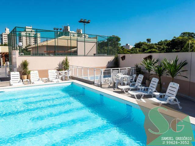 SAM - 93 - Via Jardins Torre Cerejeira - 46m² - Condições especiais - Serra, ES