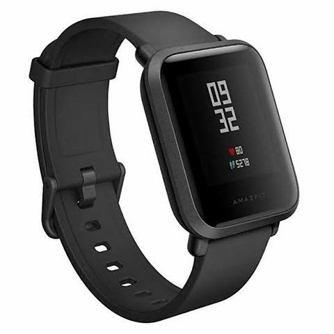 Relógio Xiaomi Amazfit Lite Black A1915