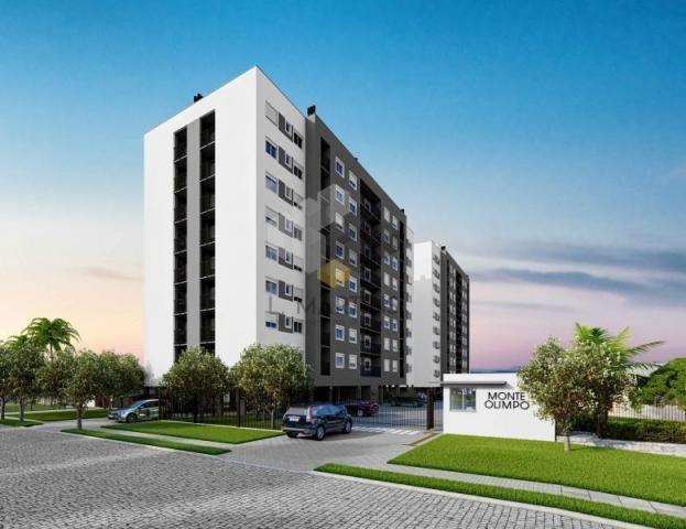 Apartamento para venda em novo hamburgo, rondônia, 2 dormitórios, 1 banheiro, 1 vaga - Foto 12