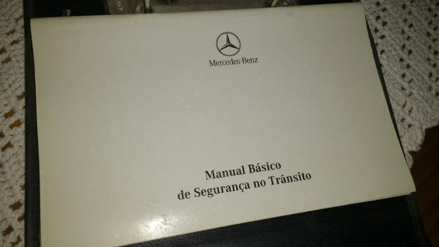 Manual do proprietário Classe A Mercedes Benz W168 - Foto 7