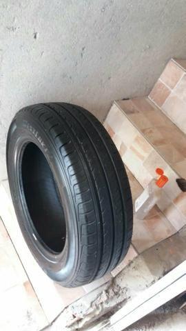 2 dois pneus novos - Foto 3