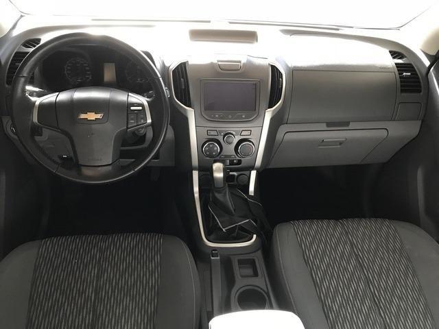 Chevrolet S10 14/14 Flex - Branca 2.4 LT 4x2 - Foto 8