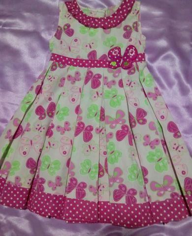 Lotinho de roupa menina 2/3 anos - Foto 3