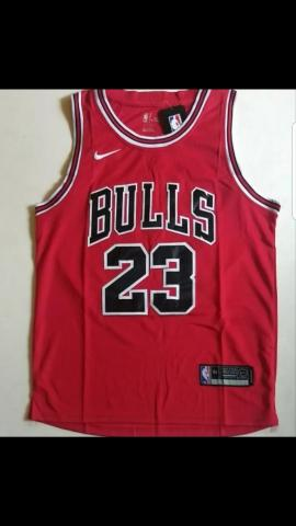 Camisa oficial nike Chicago bulls Jordan - Esportes e ginástica ... b76ba49f69049