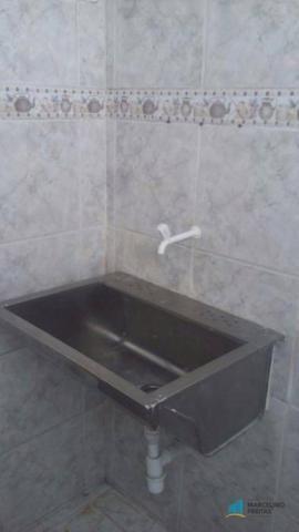 Apartamento com 2 dormitórios à venda, 60 m² por R$ 100.000 - Jóquei Clube - Fortaleza/CE - Foto 4