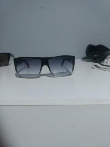 886f43618133f Óculos Evoke preto com degradê - Bijouterias, relógios e acessórios ...