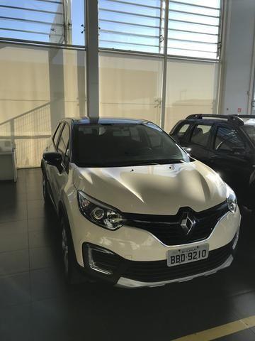 Renault Captur 1.6 ZEN 2018 só hoje