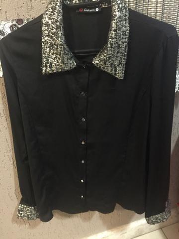 754c7a52f Camisa feminina confession original promoção - Roupas e calçados ...
