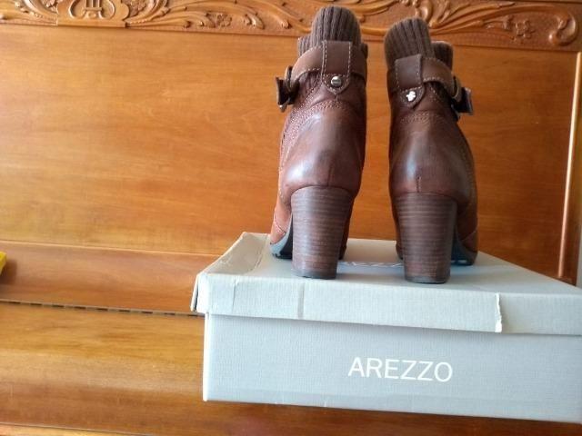 1b741a250 Bota arezzo 39 c/ couro - Roupas e calçados - Boa Vista, Porto ...