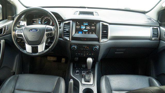 Ford Ranger XLT 3.2 2018 BLINDADA - Foto 4