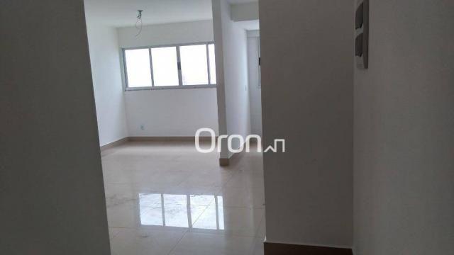 Apartamento com 2 dormitórios à venda, 56 m² por R$ 258.000,00 - Vila Rosa - Goiânia/GO - Foto 2