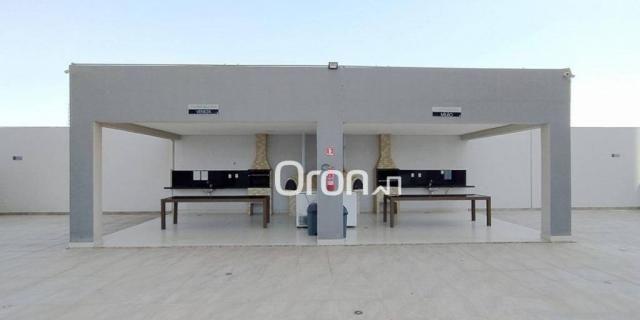 Apartamento com 2 dormitórios à venda, 56 m² por R$ 258.000,00 - Vila Rosa - Goiânia/GO - Foto 11