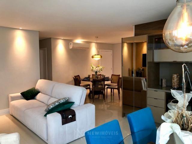 ***Apartamento Finamente Mobiliado com Vista Mar em Balneário Camboriú