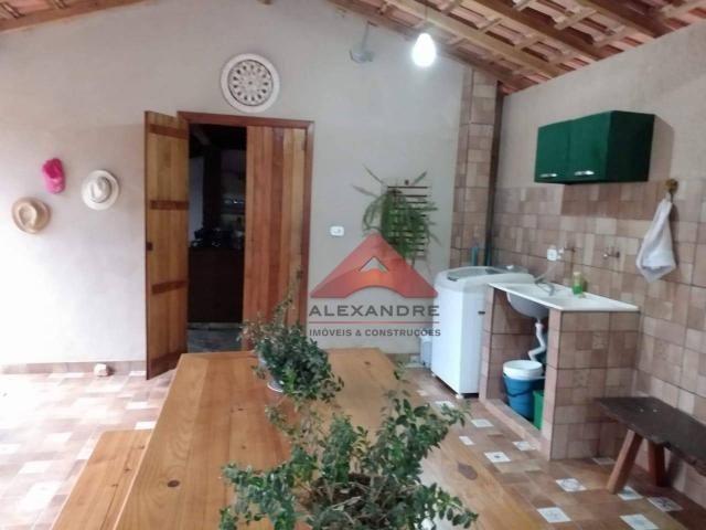 Casa com 3 dormitórios à venda, 160 m² por R$ 350.000,00 - Dos Rochas - Conceição dos Ouro - Foto 4