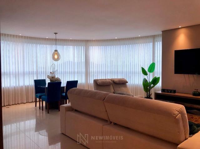 ***Apartamento Finamente Mobiliado com Vista Mar em Balneário Camboriú - Foto 8