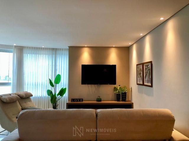 ***Apartamento Finamente Mobiliado com Vista Mar em Balneário Camboriú - Foto 12