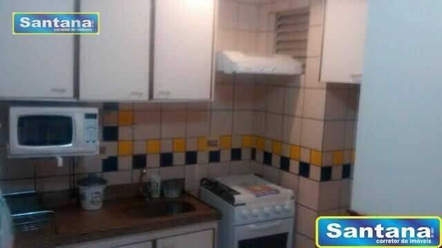 Apartamento com 1 dormitório à venda, 44 m² por R$ 100.000,00 - Do Turista - Caldas Novas/ - Foto 2