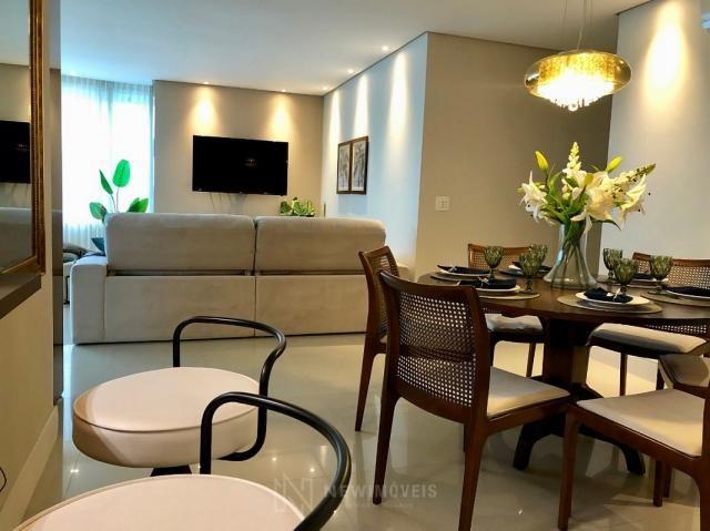 ***Apartamento Finamente Mobiliado com Vista Mar em Balneário Camboriú - Foto 11