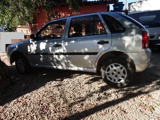 VW Gol 1.0 2011/2012 com ar condicionado - Foto 10